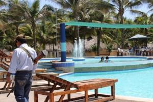 foto zwembad wapen